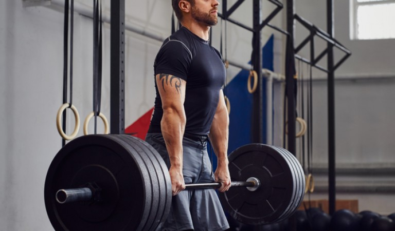 correcting the deadlift